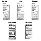 SodaStream Fruit Drops Citrus Variety Pack Drink