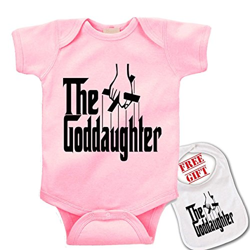 Goddaughter custom bodysuit Igloo matching