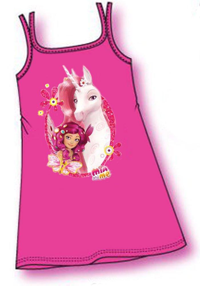 Mia and Me Camicia da Notte Senza Bambina Senza maniche in Confezione Regalo Prodotto Ufficiale Novità OE7660 [3 anni - Rosa] Raimbow