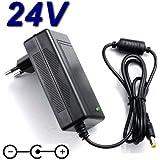 Adaptateur Secteur Alimentation Chargeur 24V pour Téléviseur LG 32LN520B 32LN520B-ZA