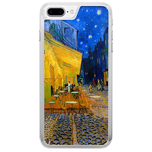 - Vincent Van Gogh Cafe Terrace At Night Apple iPhone 7 Plus (5.5 inch) Phone Case