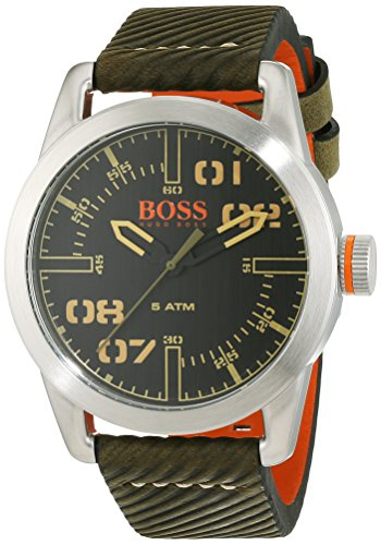Hugo Boss Orange OSLO 1513415 Mens Wristwatch Solid Case