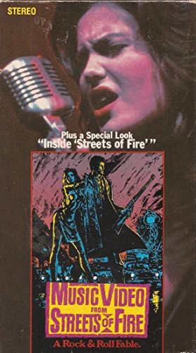 Music from Streets of Fire [VHS]