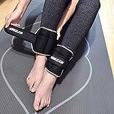 Henkelion 1 Pair 4Lbs Adjustable Ankle Weights
