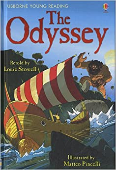 Book The Odyssey (Usborne Young Reading) (Young Reading Series Three)