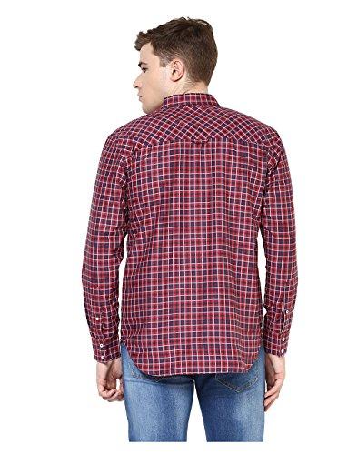 Yepme - Chemise à carreaux Marcus - Rouge & Bleu