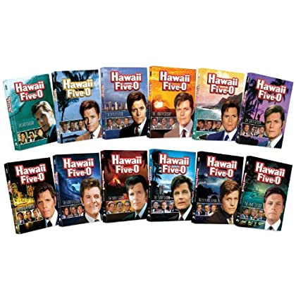 Image of Hawaii Five-O: The Complete Original Series Games