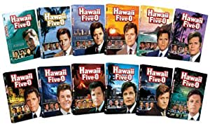 Hawaii Five-O: The Complete Original Series