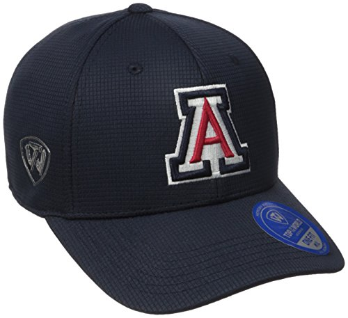 (Top of the World NCAA Booster Plus Cap, One Size,)