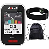 Polar V650 Cycling Computer with OH1 Heart Rate and Cinch Bag
