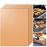 Kohi Copper Grill Mat Non Stick Pack of 6