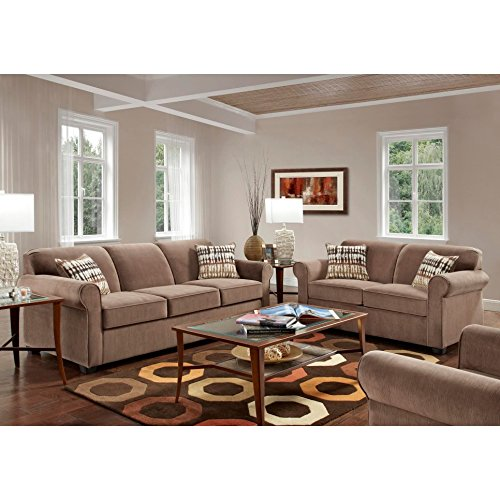 Sofa Trendz Brenda Chocolate Sofa Best Sofas Online Usa
