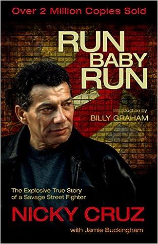Run Baby Run Book