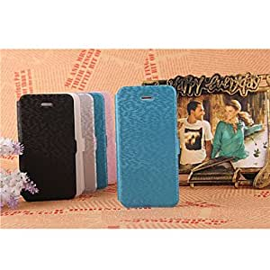 ZL Special Design PU Leather Full Body Case for iPhone 5S (Assorted Colors) , Pink