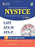 NYSTCE - New York State Teacher Certification Exams, Research & Education Association Editors, 0738600075