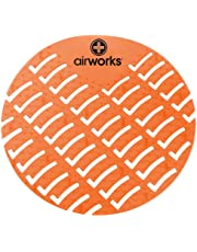 Hospeco Airworks AWUS231-BX Yellow Citrus Grove Urinal Screen