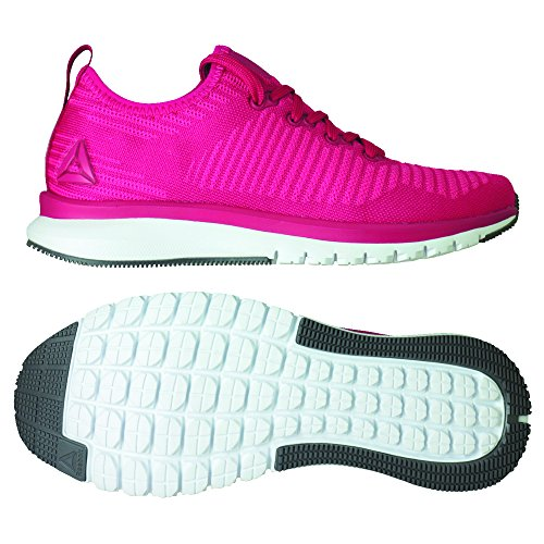 Zapatillas Rugged 2 Smooth 0 para Print Ultk 000 Grey Multicolor Rose Ash Deporte de Mujer Reebok White wqPXH