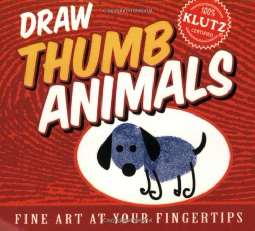 Draw Thumb Animals (Klutz S)