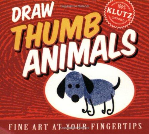 Draw Thumb Animals (Klutz S)