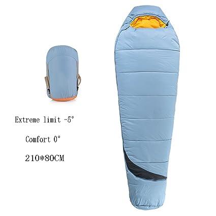 QFFL shuidai Saco de Dormir Saco de Dormir de Algodón para Dormir Adulto Que Acampa Sacos