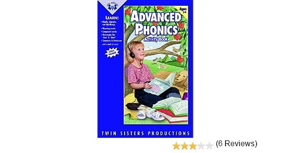 Twin Sisters Productions - Advanced Phonics Music CD/Book Set ...