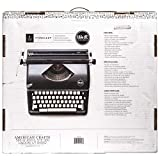 Typecast Retro Typewriter by We R Memory Keepers