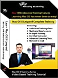 Apple Mac OS X Leopard Complete Training Course (2-DVD set)