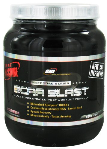 SNI BCAA Blast, pastèque 450 grammes