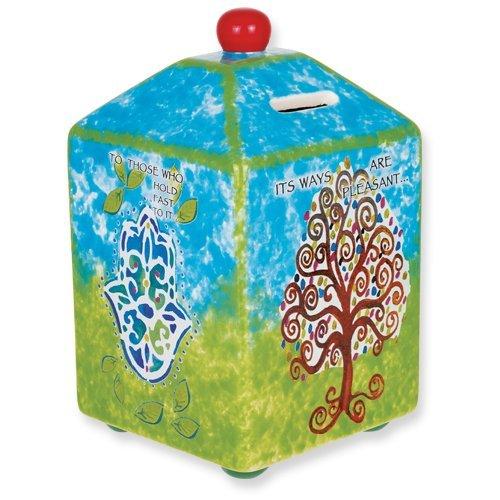 Jerusalem Tzedakah Box - 8