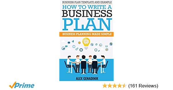 Business plan template and example: how to write a business plan ...