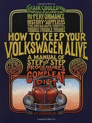 1969 Volkswagen Beetle Will Not Idle - Maintenance/Repairs