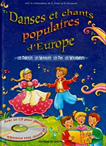 "Afficher ""Danses et chants populaires d'Europe"""
