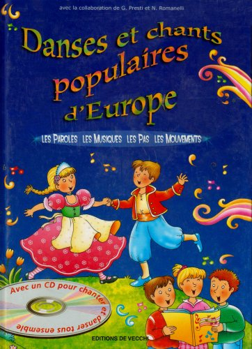 Danses et chants populaires d'Europe