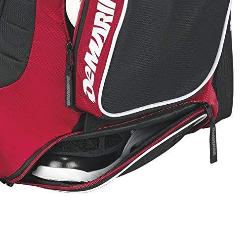DeMarini WTD9407SC Momentum Backpack, Scarlet by DeMarini (Image #5)