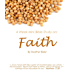 Faith - Four Week Mini Bible Study (Becoming Press Mini Bible Studies)