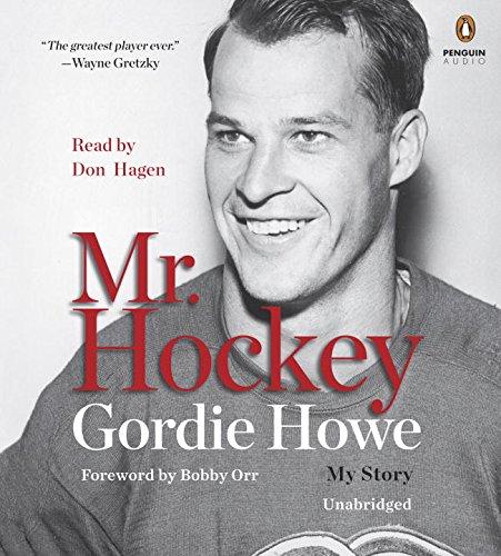 Mr. Hockey: My Story by Penguin Audio