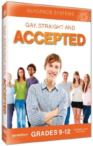 Guidance Systems: Gay, Straight and Accepted (Grades 9-12) by Cerebellum Academic Team by