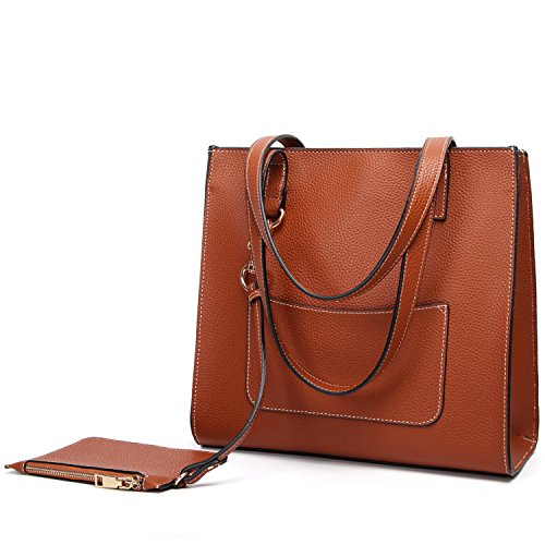 TcIFE Women Top Handle Satchel Handbags Tote Purse Shoulder Bags Wallets