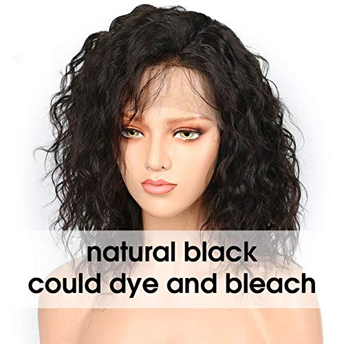 Newmarket Jacket (Brazilian Lace Front Human Hair Wigs For Women Remy Natural Wave Black Short Bob Wig Betterluse)