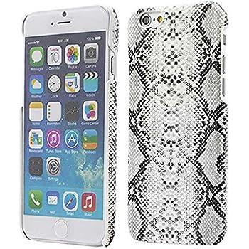 premium selection 37e71 60203 BONAMART Sequins Snakeskin Pattern PC Hard Case Cover for Apple iPhone 6S 6  4.7