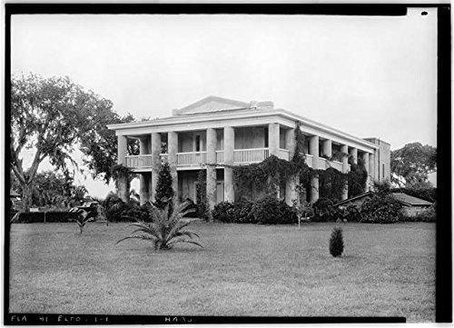Photo: Gamble Mansion,Manatee River Vicinity,Ellenton,Manatee - Ellenton Florida
