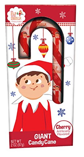 Elf on the Shelf Giant Candy Cane
