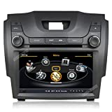 A8 S100 Hd Hd Car DVD GPS Sat Navi Headunit for Isuzu Dmax Chevrolet S10 Holden Colorado,dual-core 3 Zone POP Wifi 20 Disc CDC in Dash Navigation System, Navigator, Built in Bluetooth A2dp, Sd AUX USB Input Radio (Am/ Fm) with Rds, 3g, Phone Book, Ipod Controls, Analog Tv, Touch Screen, Free Map, Steering Wheel Control, Rear View Camera Input