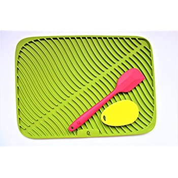 large mat&big red spatula&yellow sponge and discount price little inventory by DDM