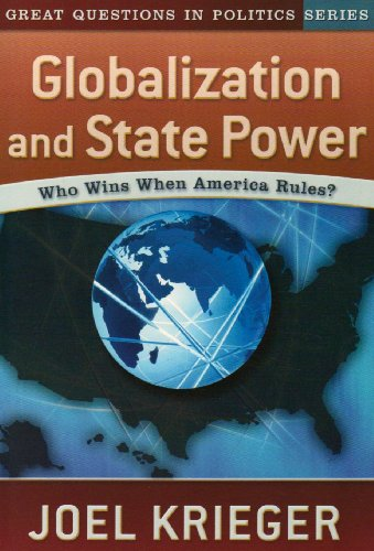 Globalization and State Power: Who Wins When America Rules?