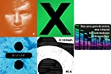Ed Sheeran: Complete Studio Album Discography CD