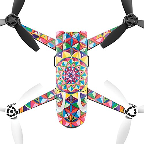 MightySkins Skin for Parrot Bebop 2 - Rainbow Kaleidoscope for sale  Delivered anywhere in Canada