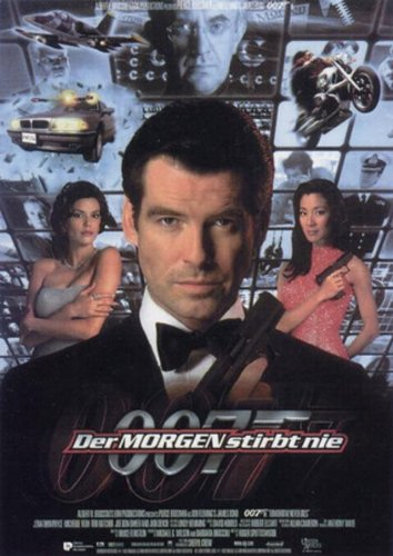 James Bond 007 - Der Morgen stirbt nie Film
