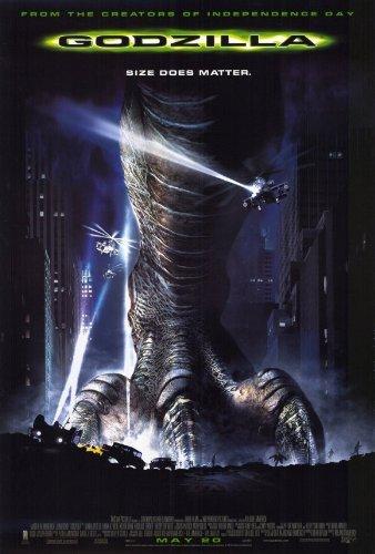 Godzilla POSTER Movie (27 x 40 Inches - 69cm x 102cm) (1998) (Style E)