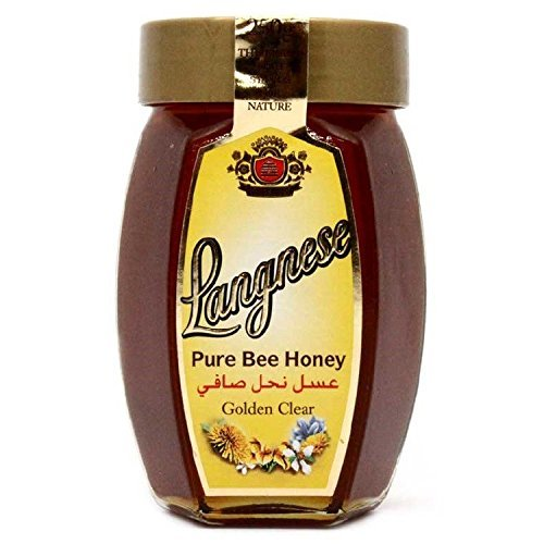 Langnese Pure Bee Golden Clear Honey, 1Kg